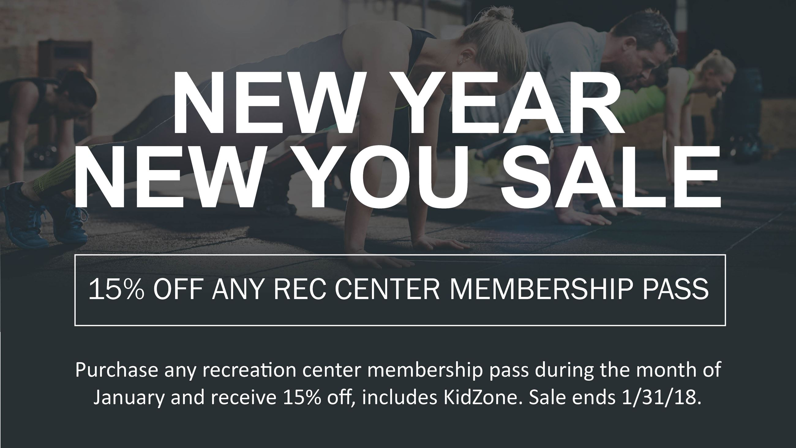 New Year New You Lobby Slide
