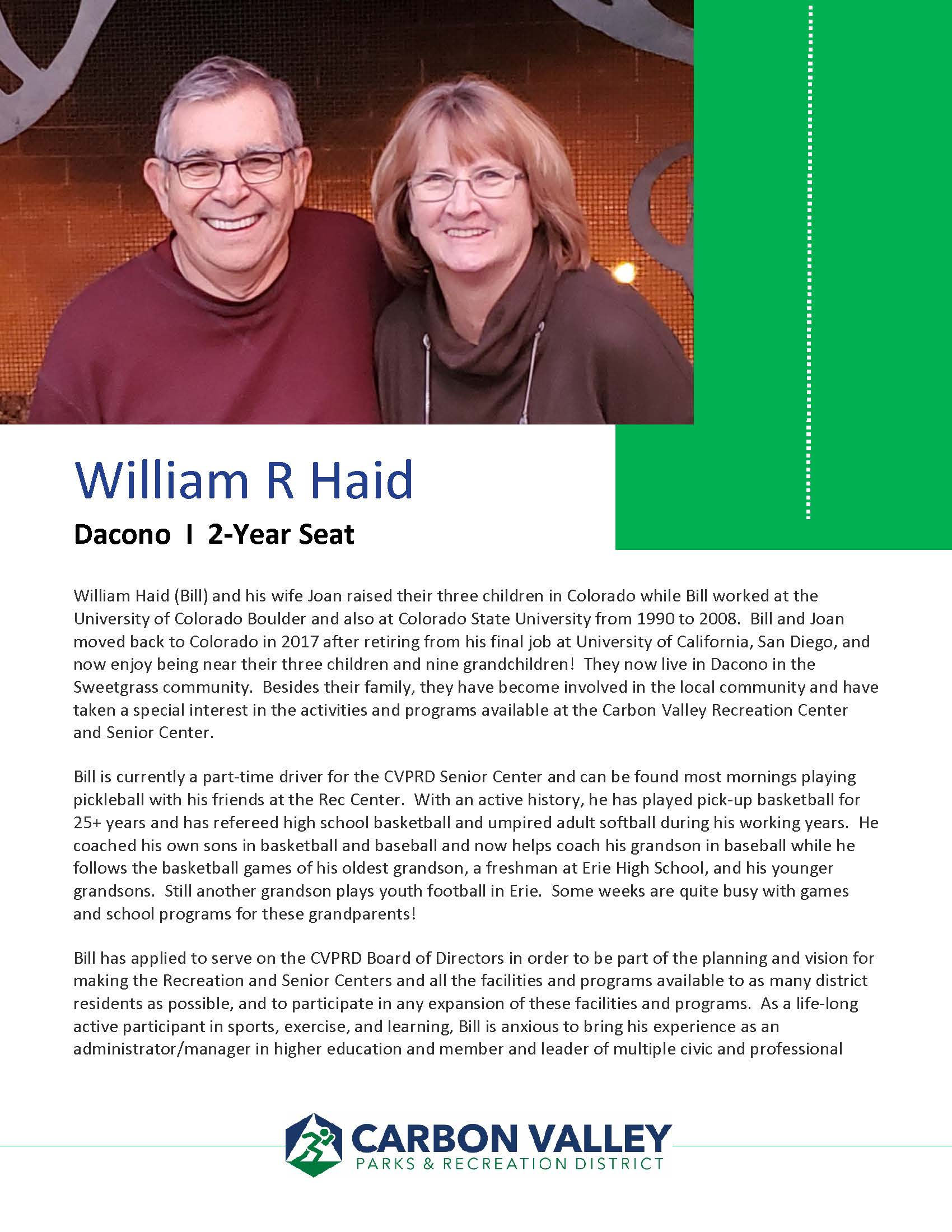 William Haid